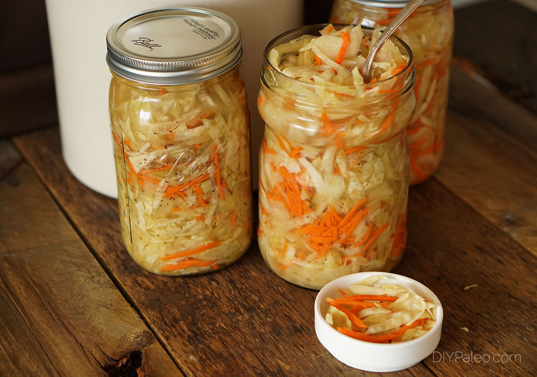 russian sauerkraut