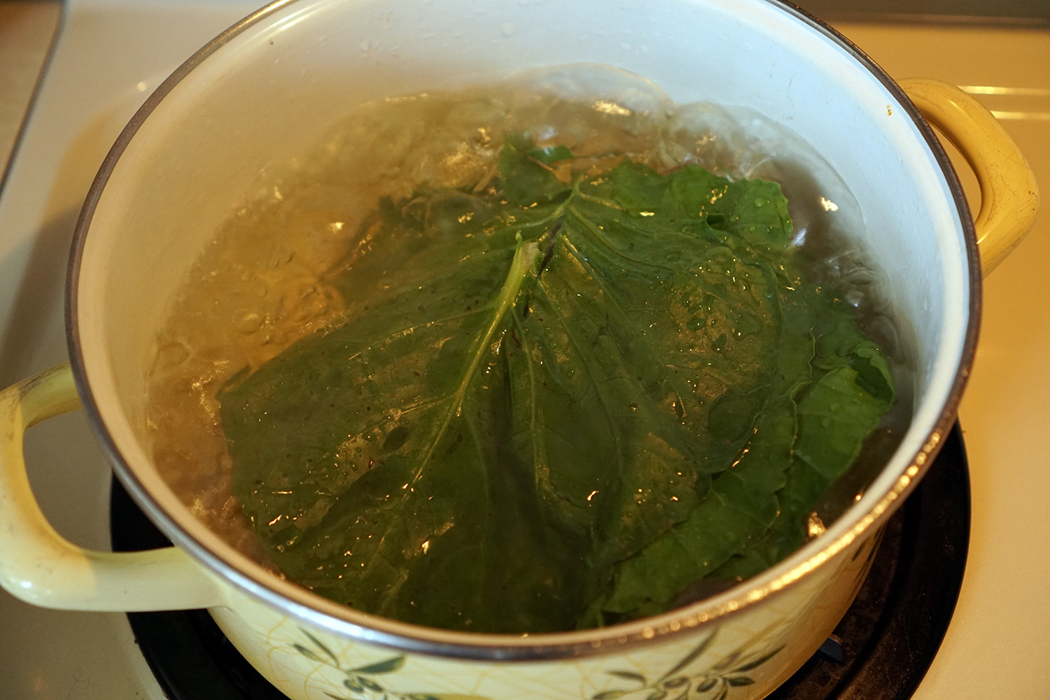 collard wraps step 3