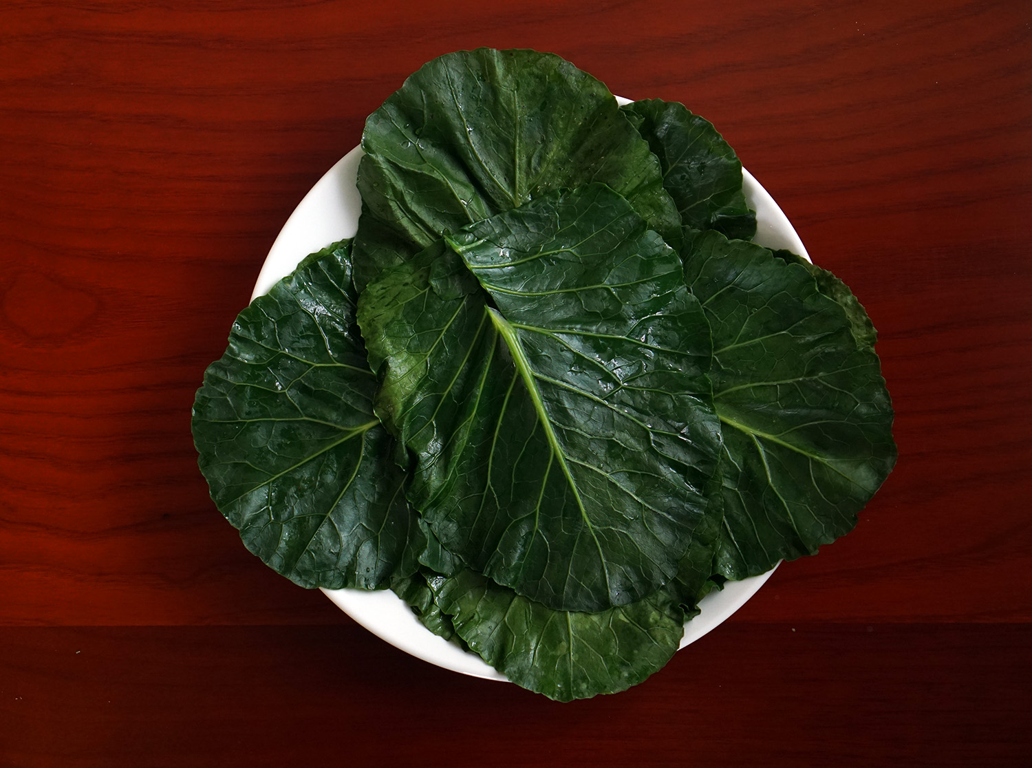 collard wraps step 4